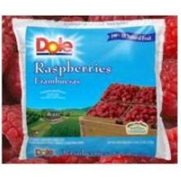 Dole Individual Quick Frozen Raspberry, 5 Pound - 2 per case.