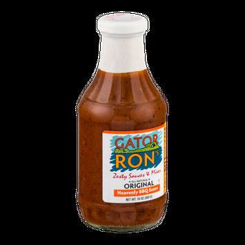 Gator Ron's Heavenly BBQ Sauce Original