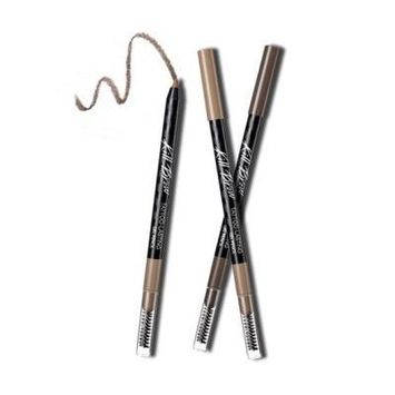 Clio Kill Brow Tattoo-Lasting Gel Pencil #1 Natural Brown by Clio