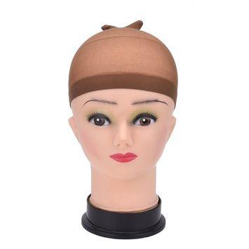 eBoot Nylon Wig Caps, 4 Pieces