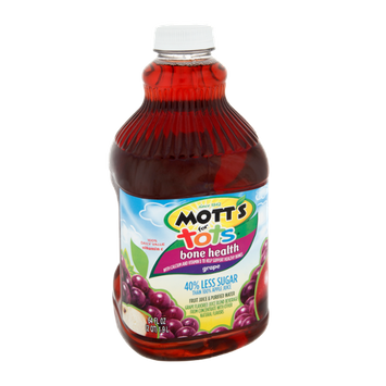 Mott's for Tots Bone Health Grape Juice