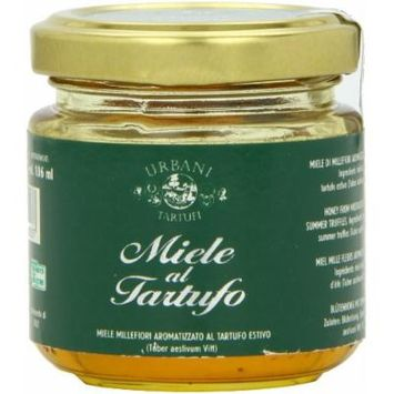 Urbani Truffles Oil, Black Honey, 3.17 Ounce