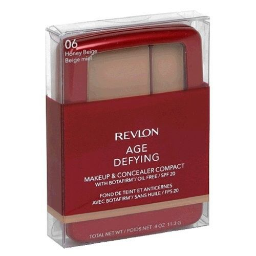 Revlon Age Defying Makeup and Concealer Compact with Botafirm SPF 20