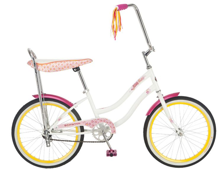 """20"""" Girl's Spirit Bike"""