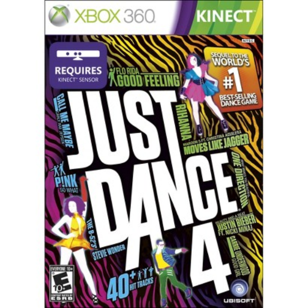 UBI Soft Kinect Just Dance 4 (Xbox 360)