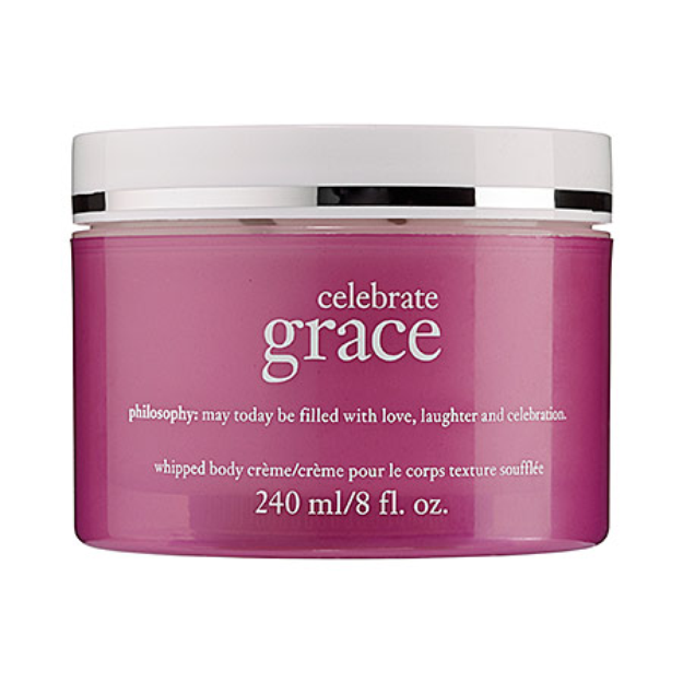Philosophy philosophy celebrate grace whipped cream