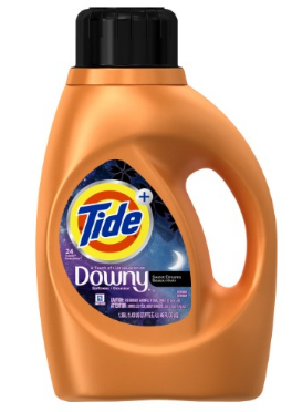Tide Plus with Downy Laundry Detergent, Sweet Dreams