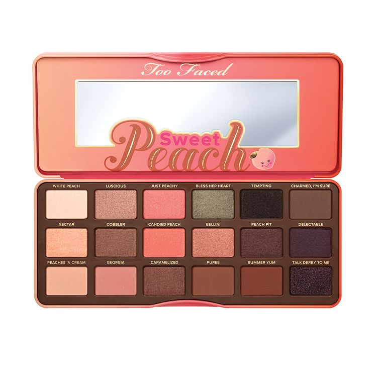 Too Faced Sweet Peach Eyeshadow Collection Palette