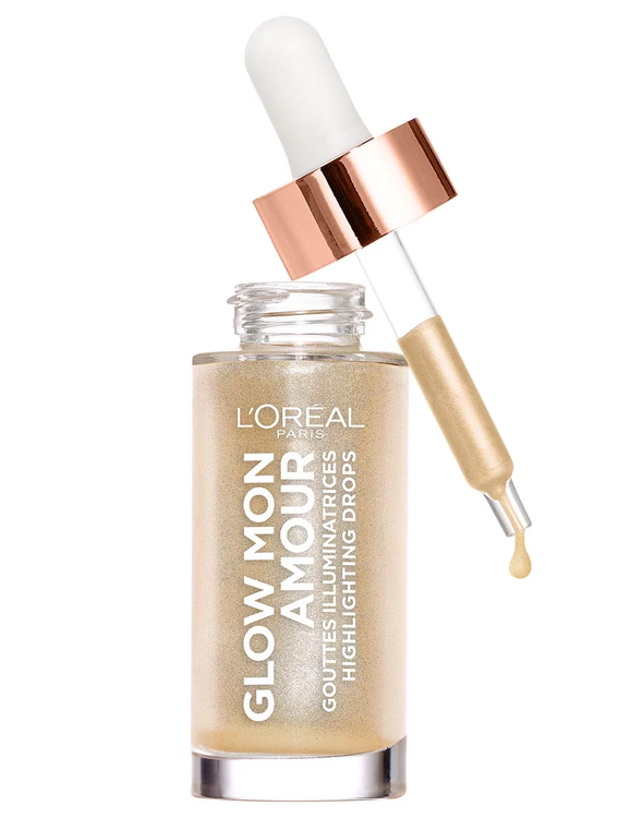 L'ORÉAL PARIS Glow Mon Amour Highlighting Drops Wake Up & Glow 01 Sparkling Love
