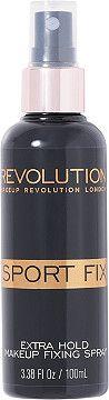 MAKEUP REVOLUTION Sport Fix Extra Hold Makeup Fixing Spray