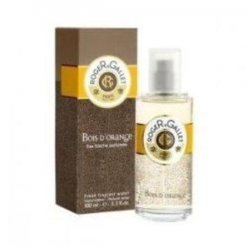 Roger & Gallet Bois D'Orange -Fresh Fragrant Water Spray 3.3 Oz
