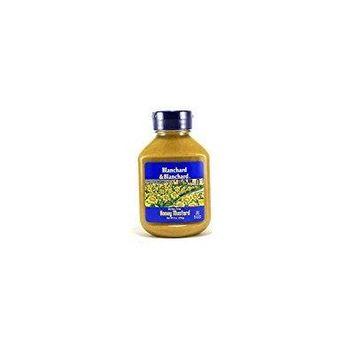 Blanchard & Blanchard Gluten Free Honey Mustard 9 Oz. Pack Of 6.