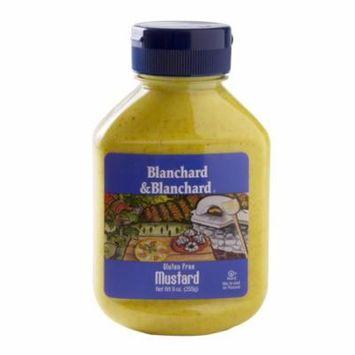 Blanchard & Blanchard Imitation Mustard 9 Oz. Pack Of 3.
