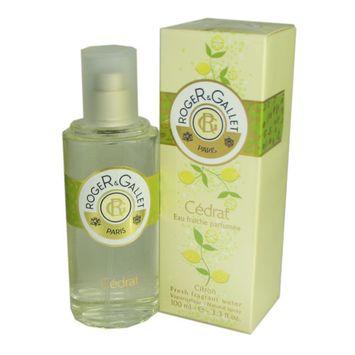 Roger & Gallet Cedrat 3.3 oz Fresh Fragrant Water