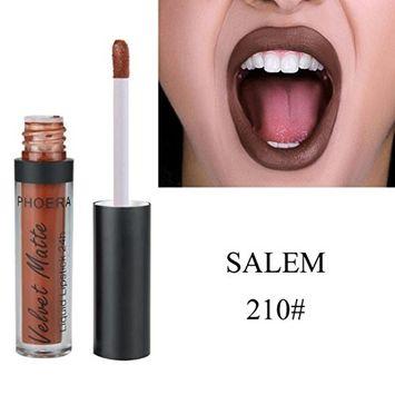 Alonea Liquid Lip Gloss, Velvet Matte To Glitter Liquid Lipstick Waterproof Lip Gloss Makeup