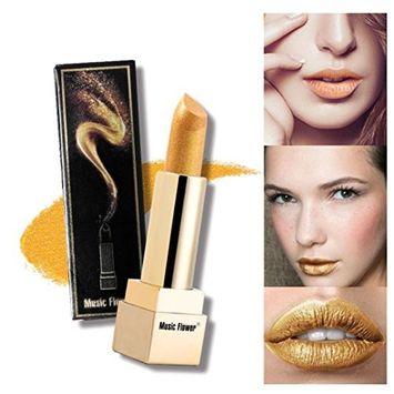 Lipstick, Alonea Waterproof Makeup Lipstick Matte Long Lasting Pencil Liquid Lip Gloss Pen