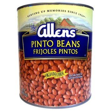 Sager Creek Vegetable Company Allens Pinto Beans 111oz