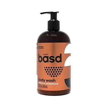 Body Wash by Basd Body Care | 15.2 fl. oz. (Seductive Sandalwood)