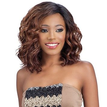 ModelModel Synthetic Hair Wig Deep Invisible L Part Jazzy (OF701)