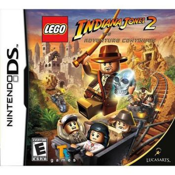 Buena Vista Lego Indiana Jones 2: The Adventure Continues - Nintendo Ds