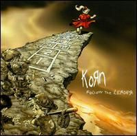Korn ~ Follow the Leader (used)
