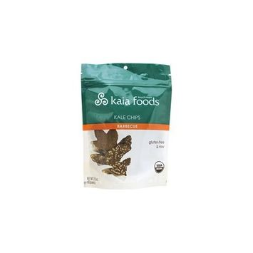 Kaia Foods, Kale Chips, Barbecue, 2.2 oz (62 g)