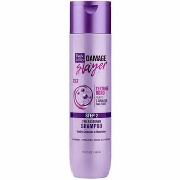 2 Pack - Dark and Lovely Damage Slayer The Restorer Shampoo 10.10 oz