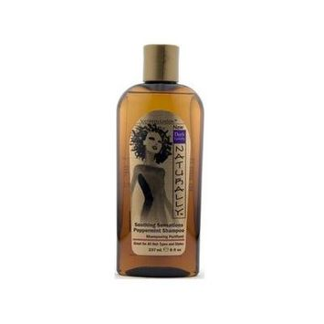 Dark and Lovely Naturally Soothing Sensations Peppermint Shampoo 8oz