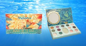 Stop Everything: A Moana Palette Exists