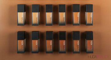 Huda Beauty's Big Foundation Launch is Finally Here