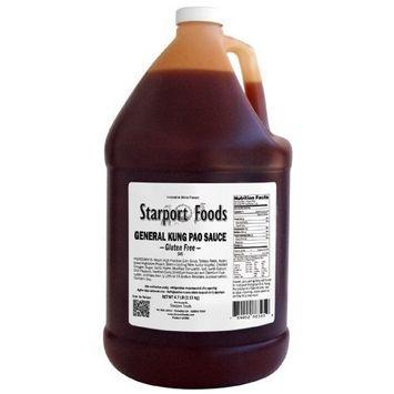 Starport Foods General Kung Pao Sauce - Gluten Free, 1/2 gallon (NET WT 4.7 lb, 75 oz)