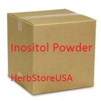 NuSci Inositol Bulk Pure Powder NF12 & FCC Quality Standard (2270g (5.0 Lb))