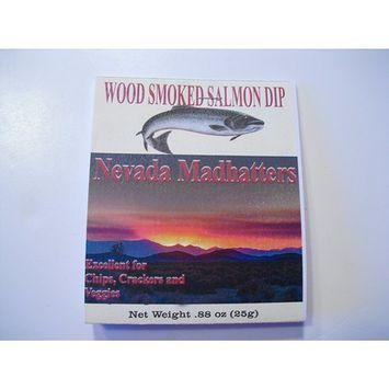 Nevada Madhatters .88 Oz. Wood Smoked Salmon Dip