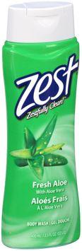 Zest® Fresh Aloe with Aloe Vera Body Wash