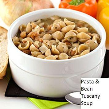 Powdered Soup Mix (Whole Wheat Pasta and Bean Tuscany Soup, 5 LB)