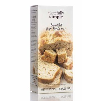 Tastefully Simple Bountiful Beer Bread Mix