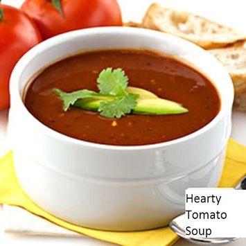 Powdered Soup Mix (Hearty Tomato Soup, 5 LB)