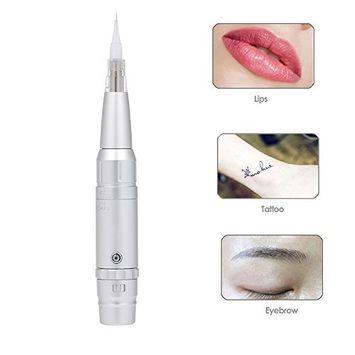 Anself Permanent Tattoo Machin Eyebrow Tattoo Machine Tattooing Pen For Eyebrow Lip Eyeliner