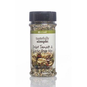 Tastefully Simple Dried Tomato & Garlic Pesto Mix