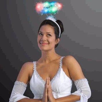 Light Up Angel Halo Headband