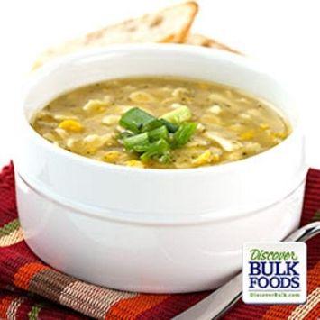 Powdered Soup Mix (Dutch Chicken and Corn Noodle Soup, 5 LB)