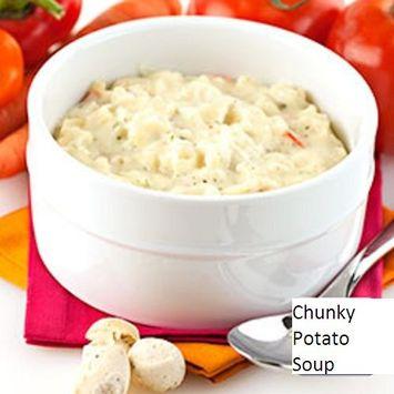 Powdered Soup Mix (Chunky Potato Soup, 5 LB)