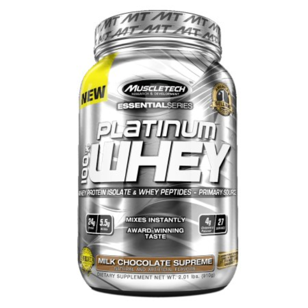 Muscletech Platinum 100% Whey Milk Chocolate Supreme