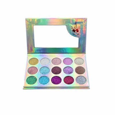 Beauty Creations Unicorn Glitter Palette Unicornio