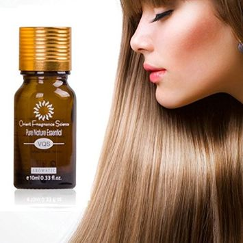 lotus.flower 10ml Most Effective Asia's No.1 Hair Growth Serum Oil 100% Natural Extract