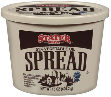 Stater bros 51% Vegetable Oil Spread
