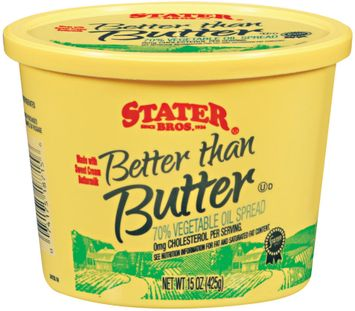 Stater bros 70% Better Than Butter Vegetable Oil Spread