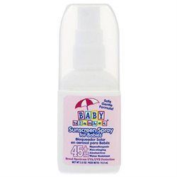 Baby Blanket Convenience Spray - SPF 45+ - 2 oz