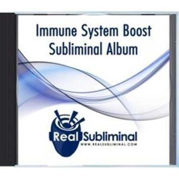 Subliminal Health Series: Immune System Boost Subliminal CD