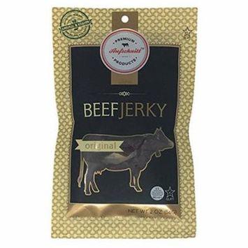 Aufschnitt Beef Jerky Original Gluten Free 2 Oz.